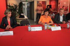Carole Delga est à Perpignan pour rencontrer les acteurs politiques et économique du territoire