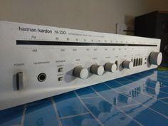 Harmon Kardon hk 330i ultrawideband linear phase stereo receiver