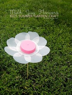 I've made several recycled crafts and activities for kids using milk carton but nothing like these amazing milk jug projects. You'll be blown away by these 15 fun crafts to make with milk cartons. Some of the milk carton crafts include a water can, planter, bird feeder, organizers, votive and even toys. Milk Carton 1. DIY Watering Can ~ Simply poke holes in the carton cap and you have an instant watering can. 2. Milk Carton Planter ~Learn how to cheaply and easily make these ani...