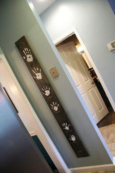 Sunshine Homestead: Family Hands Wood Wall Art !