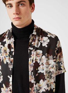 #viscose #florais #escuros #darkfloral