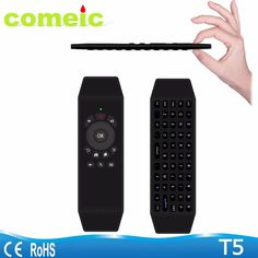 android tv box remote control for t95x with air mouse keyboard support to tv box