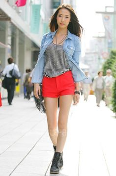 Risa's STYLE -TOKYO STREET STYLE   スタイルアリーナ style-arena.jp