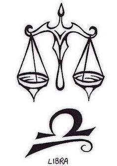 bottom libra symbol