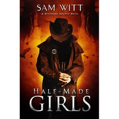 Half-Made Girls is the story of one family's desperate battle against the meth-addled cultists of a Lovecraftian bat god. It takes place in the Ozark Mountain country of southern Missouri, a rural area that overrun by drugs, corruption, and corruption poverty.