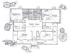 The Bougainville   House Plans   Cairns Quality Homes