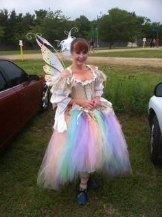 A Colorful Fairy Tutu