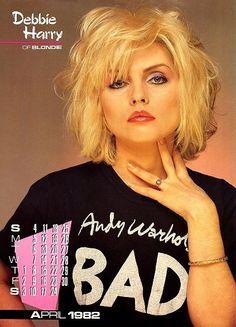 Debbie Harry 1982