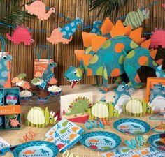 Bebesymas - Fiesta de dinosaurios