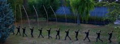 Cloned Video Animations by Erdal Inci video art gifs animation
