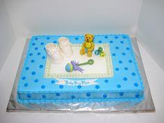 Superb Google Image Result For Http://heavenlydelightcakes.com/gallery/Baby% · Baby  Shower Sheet CakesCakes For BoysDesigner ...