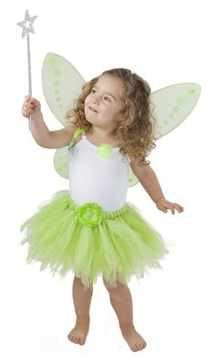 Maddie can be Tink!