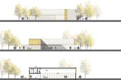 Neubau Sporthalle Herzebrock-Clarholz  Herzebrock