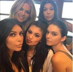 kardashians and jenners