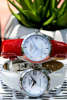 The Tissot Ladies Couturier Powermatic 80 watch comes in 20 different variations.