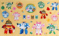 Hey, I found this really awesome Etsy listing at https://www.etsy.com/listing/482081365/robocar-poli-korean-anime-character