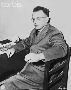 Arthur Seyss-Inquart was one of 24 Nazi leaders tried for World War II war crimes in tribunals held in Nuremberg, Germany from October 18, 1945 to October 1, 1946.