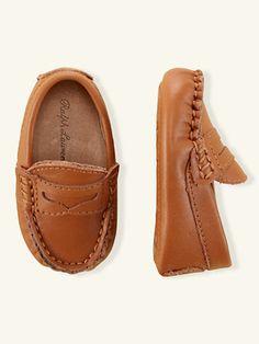 Dartmouth - Shoes  Layette Boy (Newborn–9M) - RalphLauren.com