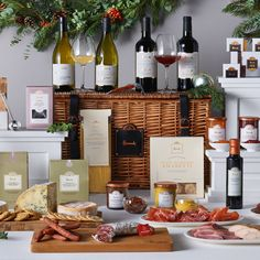 "1,386 Likes, 8 Comments - Harrods (@harrods) on Instagram: ""Discover this year's new hamper collection and our wide range of gourmet gifts. Available from the…"""