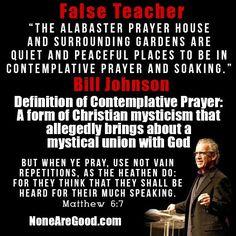 Bill Johnson, False Teacher