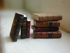 Miniature books. Graceewhite's photostream.