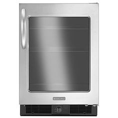 KitchenAid  5.7 cu. ft. Undercounter Refrigerator - Stainless Steel