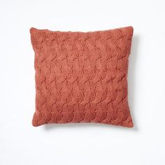 West Elm decorative pillow cover. $34 just for the cover!  yikes!