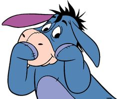 Cute Winnie The Pooh, Winnie The Pooh Quotes, Cute Photos, Cute Pictures, Eeyore Pictures, Eeyore Quotes, Day And Mood, Disney Wallpaper, Disney Girls