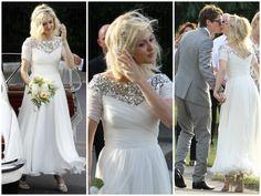 Fearne Cotton wedding