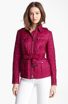 Burberry Brit 'Toppling' Quilted...     $435.49