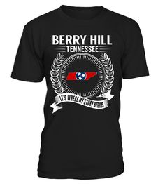 Berry Hill, Tennessee - It's Where My Story Begins #BerryHill
