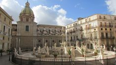 Fotografía: Ella Mallol- Palermo Palermo, Taj Mahal, Madrid, Spain, Louvre, Vacation, Building, Travel, Fotografia