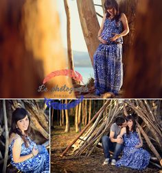 Pregnancy - Maternity photoshoot in the beach www.lephotograph.es