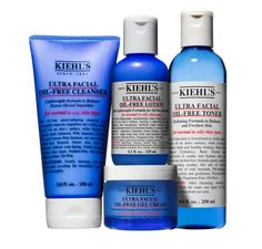 Kiehls Ultra Facial Collection