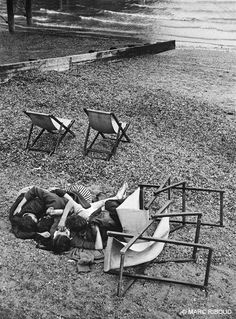 England, by Marc Riboud 1955