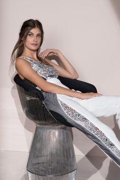 Olympiah | Carol Francischini estrela o inverno da marca - Luxos e Luxos