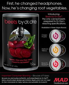 Beets by Dr. Dre - Imgur