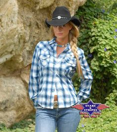 Stars & Stripes Bluse Christina