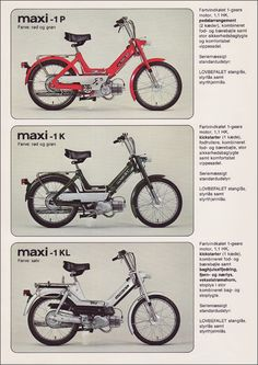 Hjemmeside og forum for puch folket. Custom Moped, Custom Bikes, Tomos Moped, Puch Maxi, Vintage Moped, Electric Trike, Chopper Bike, Vintage Packaging, Honda Fit