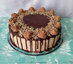 Riga, Tiramisu, Eat, Ethnic Recipes, Blog, Cakes, Cake Makers, Mudpie, Cake