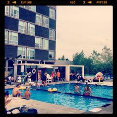 Hotel Indigo Poolside in Newton, MA