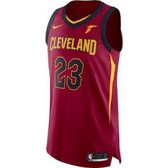 437cf3fb430 LeBron James Authentic with Goodyear Wingfoot