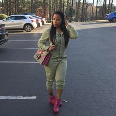 Toya Wright Shares Sunday Funday Pics With Baby Reign & Her Friends Check Out Their Cute Matching Outfits Chic Outfits, Trendy Outfits, Fall Outfits, Fashion Outfits, Toddler Braided Hairstyles, Toya Wright, Tween Mode, Tween Fashion, Weekend Wear