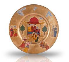 Cam Tabak - Osmanlı'nın vazgeçilmez sanatı minyatür, şimdi aksesuarlarınızda!