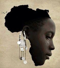 Africa llora la muerte de Nelson Mandela.