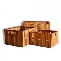 Multi-purpose Storage Baskets from KraftInn