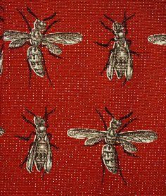 Bee print from Hermes bathing suit