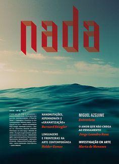 Nada Magazine cover - Martin Johansson