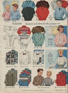 1957 Simpsons - Sears Christmas Catalogue P119 by Wishbook, via Flickr