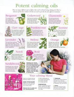 calming oils.  naturalmamashop.com
